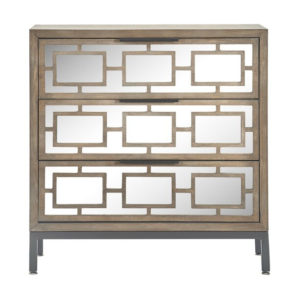 Hayworth 3 Drawer Accent Chest by Tommy Hilfiger