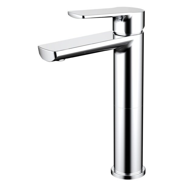 Rectangular Lever Handle Lavatory Vessel Sink Bathroom Faucet By Valley Acrylic Ltd.