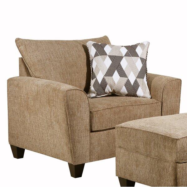 Amalfi Armchair by Winston Porter