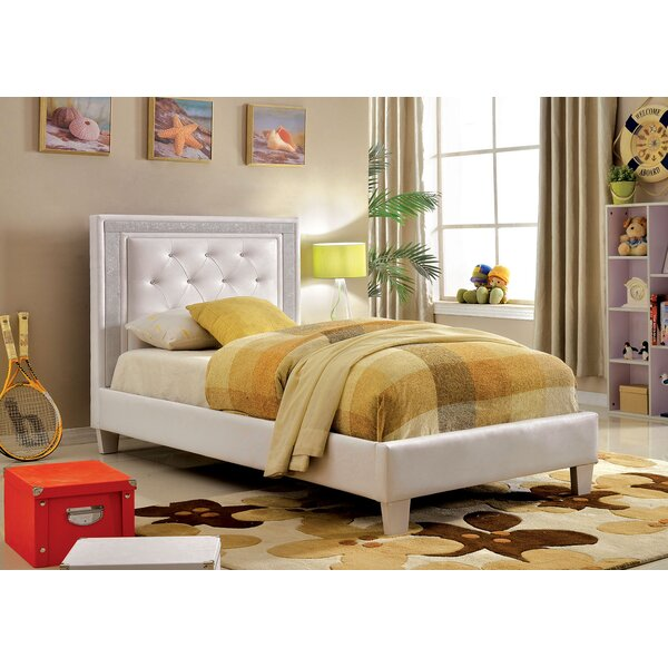 Brownfield Platform Bed by Harriet Bee