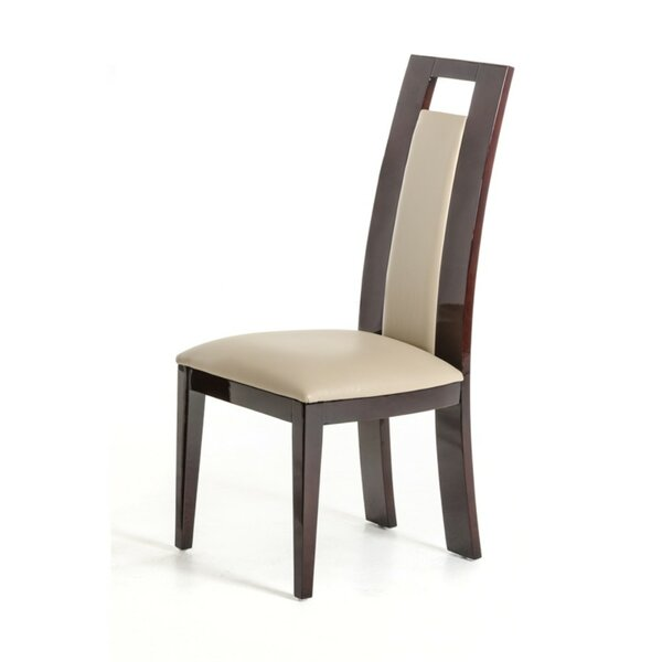 Concepcion Upholstered Dining Chair (Set of 2) by Brayden Studio