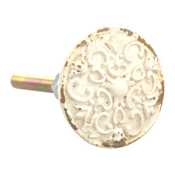 Handpainted Mushroom Knob (Set of 4) by Charleston Knob Company