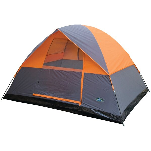 Teton Dome 4 Person Tent by Stansport