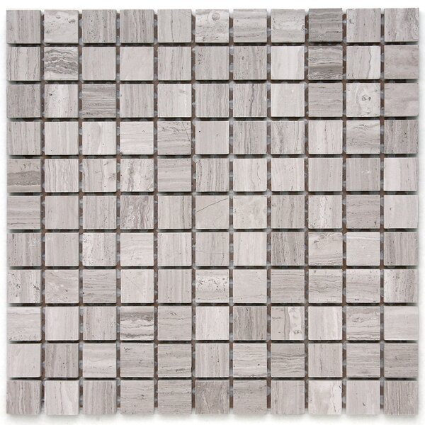 Haisa Marble Mosaic Tile in Haisa Light by Solistone