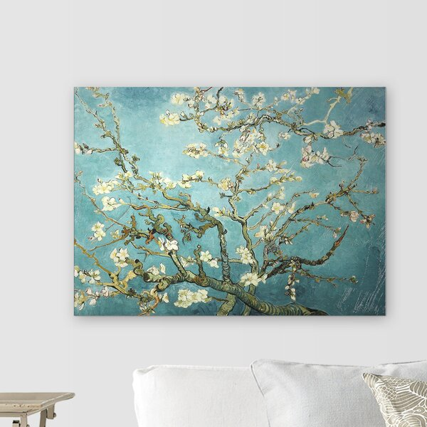 Almond Blossom Print By World Menagerie.