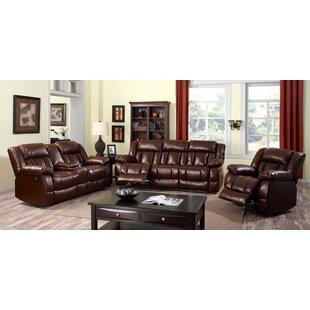 Genriche Configurable Living Room Set