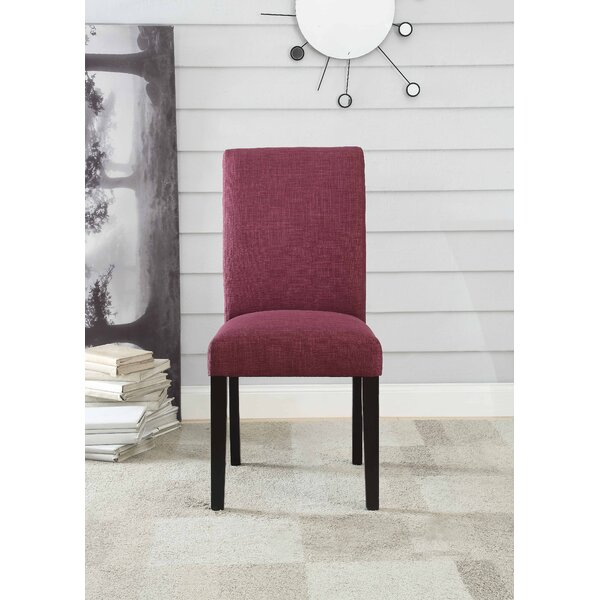 Blanton Upholstered Dining Chair (Set of 2) by Latitude Run