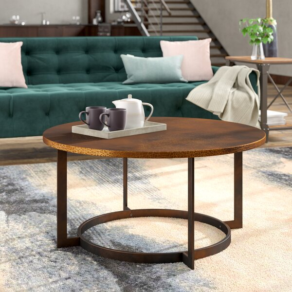 Jamarion Coffee Table by 17 Stories