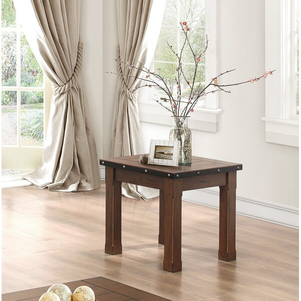 Dalewood End Table by Loon Peak