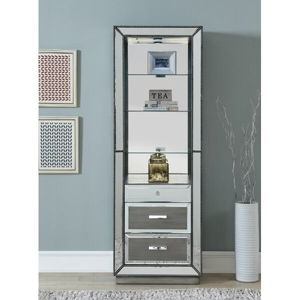 Castiglia Etagere Bookcase by House of Hampton