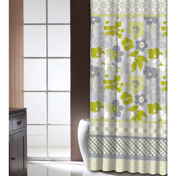 Noble Shower Curtain by Ebern Designs