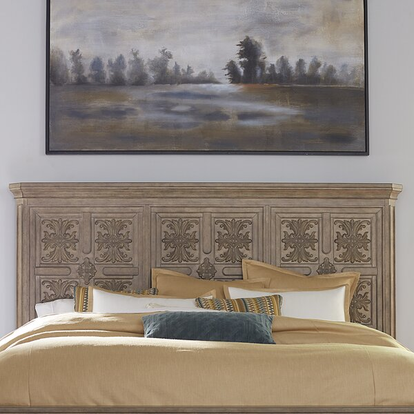 Mckelvey Panel Headboard by Darby Home Co