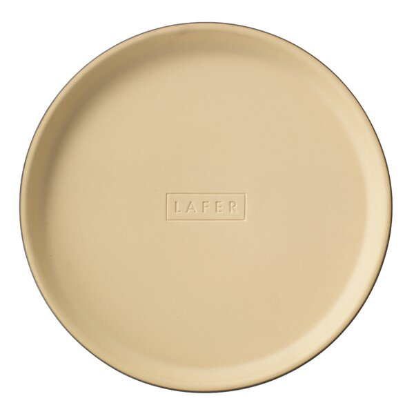 Lafer BBQ Round Pizza Dish Unglazed by Romertopf