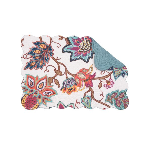 Aurora 19 Placemat (Set of 6) by C&F Home