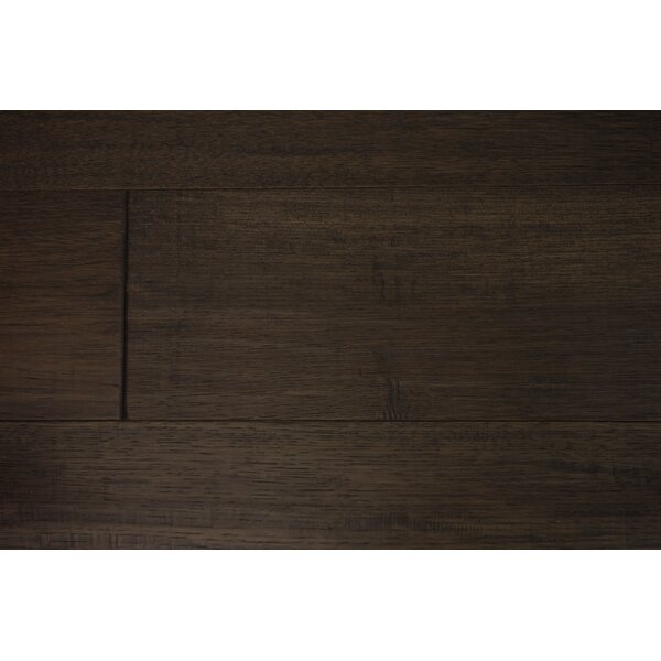 Copenhagen 7-1/2 Engineered Hickory Hardwood Flooring in Coffee by Branton Flooring Collection