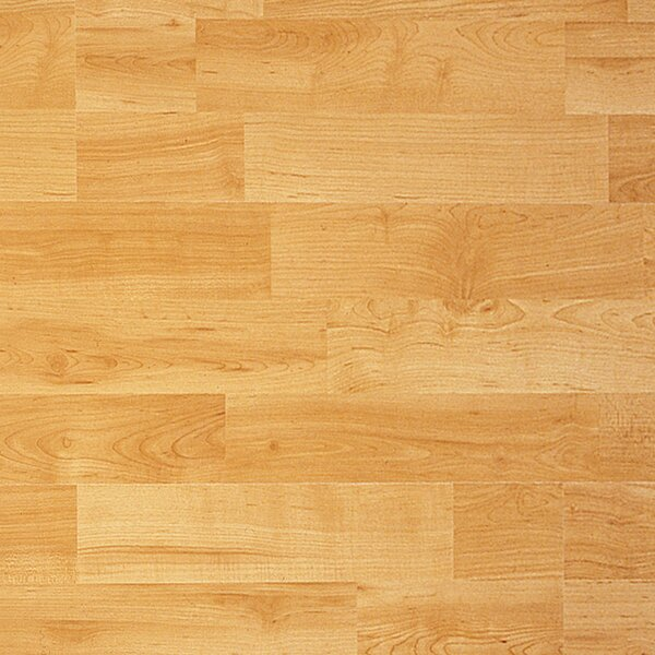 Classic 7.5 x 47.25 x 8mm Birch Laminate Flooring in Select Birch by Quick-Step