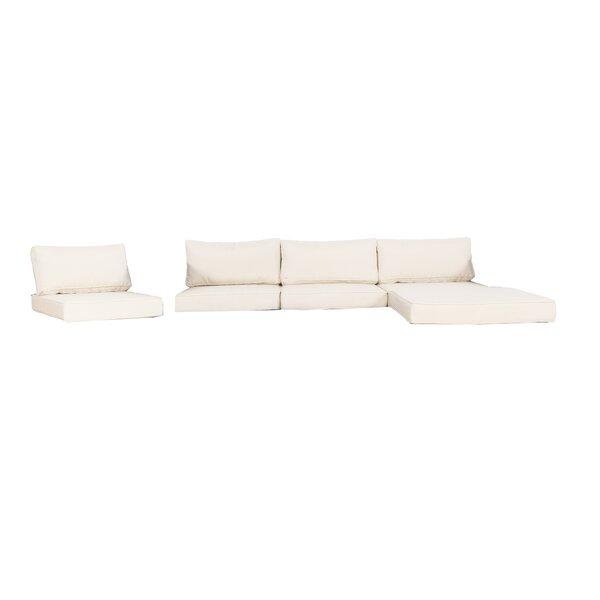 Rattan Box Cushion Sofa Slipcover by Brayden Studio