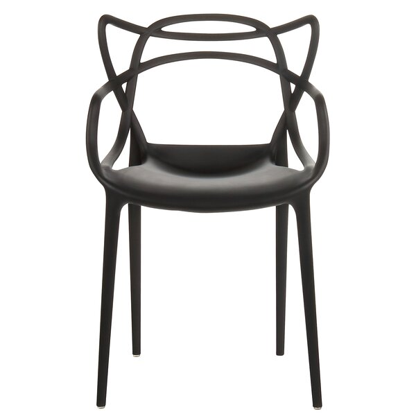 Gibbs Mid Century Dining Chair by Wrought Studio