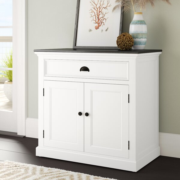 Vinewood 2 Door Accent Cabinet by Beachcrest Home Beachcrest Home
