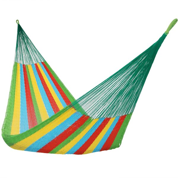 Jazmyn Cotton Double Classic Hammock by Bay Isle Home
