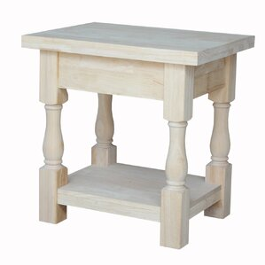 Thibodeau End Table by August Grove