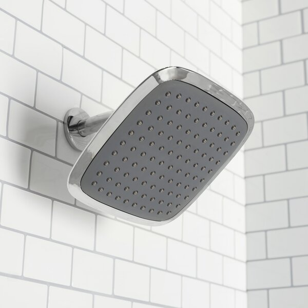 Wilma Square Shower Head By Symple Stuff