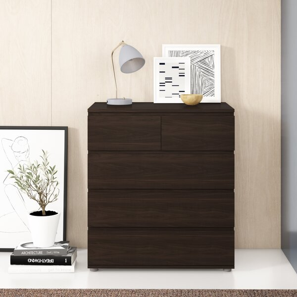 Norwell 5 Drawer Bachelors Chest by Zipcode Design