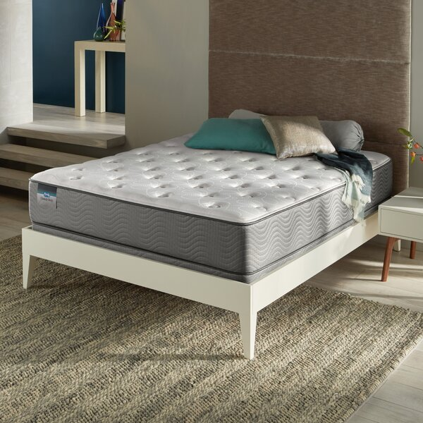 Beautysleep 12 Medium Innerspring Mattress and Box Spring by Simmons Beautyrest