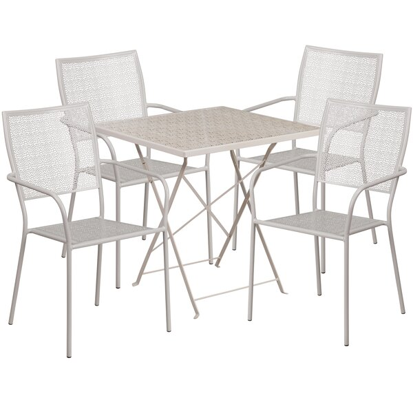 Towanda 5 Piece Dining Set by Zipcode Design