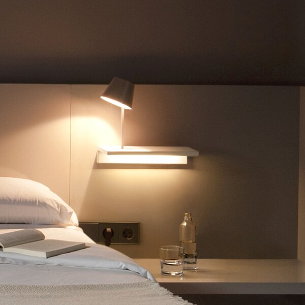 Suite Wall Sconce by Vibia