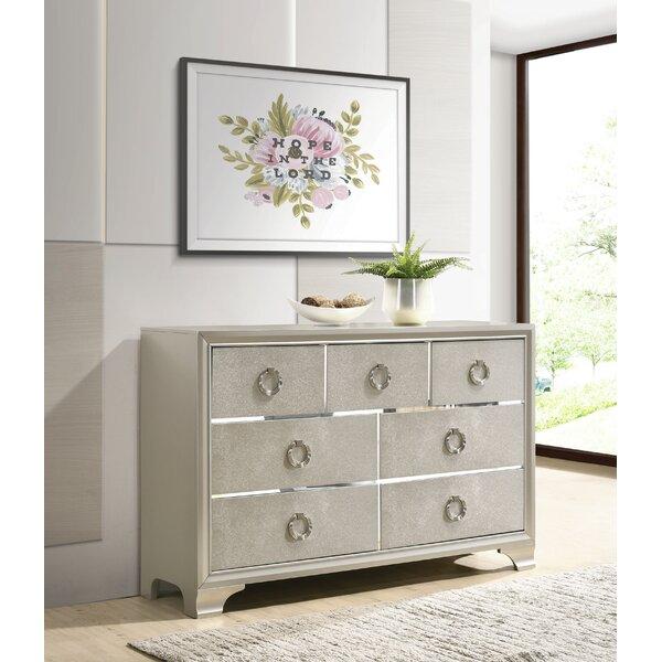 Carpen 7 Drawer Dresser by House of Hampton