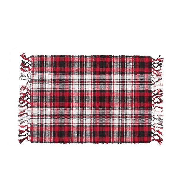 Penton Plaid Placemat (Set of 6) by Loon Peak