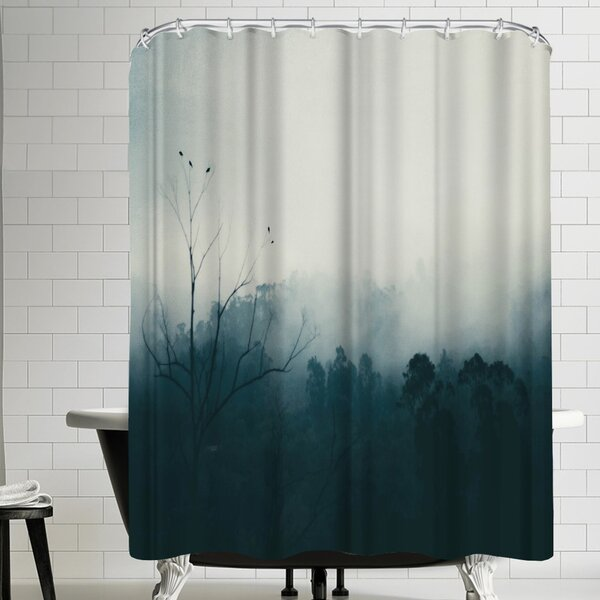 Bird Song Shower Curtain by East Urban Home