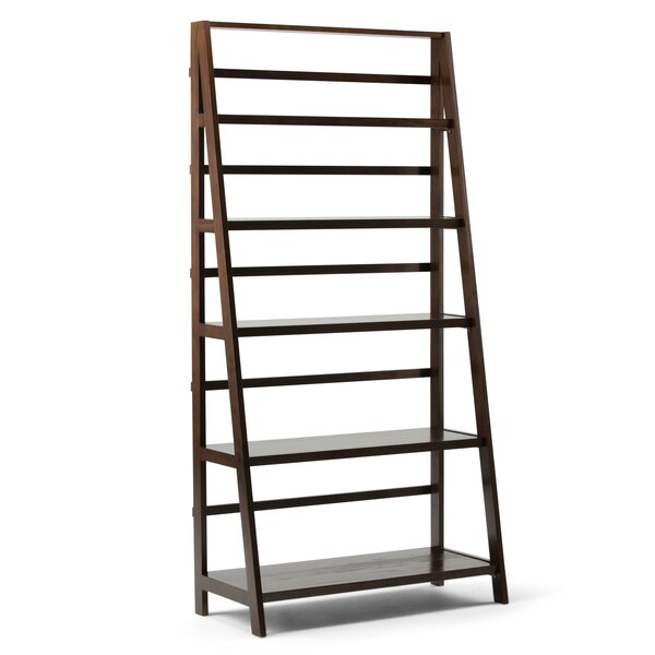 Mayna Ladder Bookcase By Alcott Hill