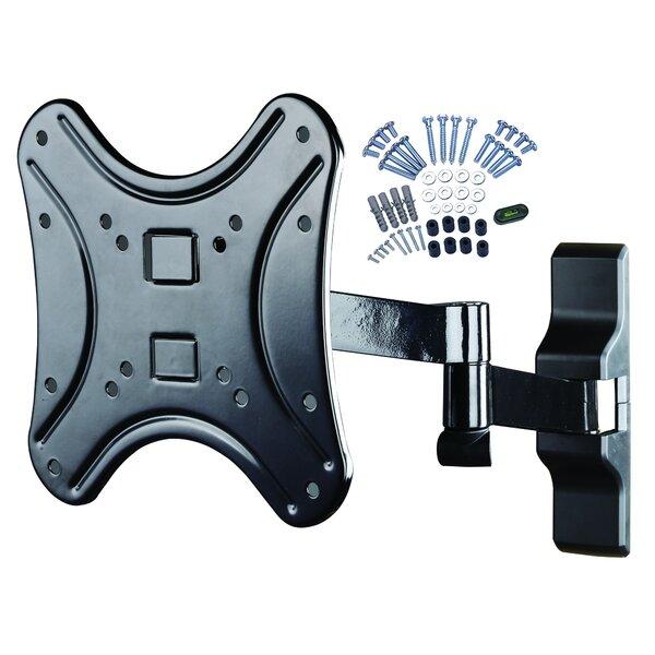 Articulating Arm/Tilt/Swivel Corner Mount for 13 - 37 LED/LCD by Ready Set Mount