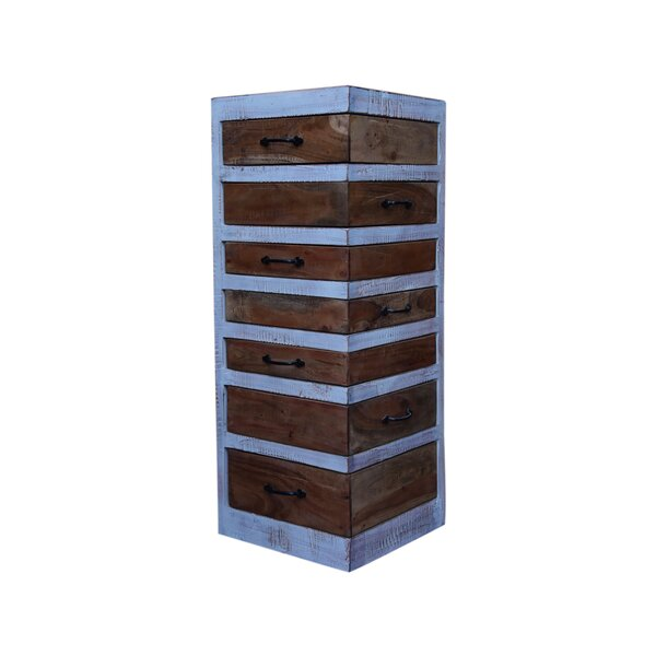 Giard 7 Drawers Lingerie Chest by World Menagerie