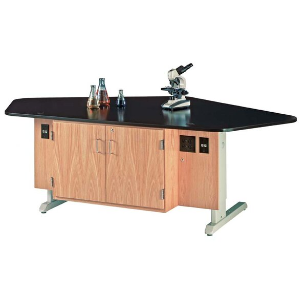 EZ-Lift Workstation by Diversified Woodcrafts
