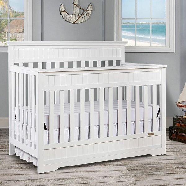 Roy 5-in-1 Convertible Crib by Viv + Rae