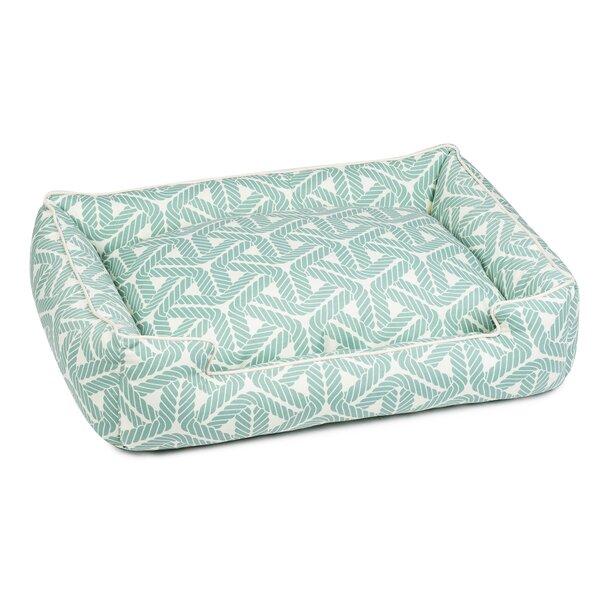 Marina Seafoam Lounge Bolster Bed by Jax & Bones