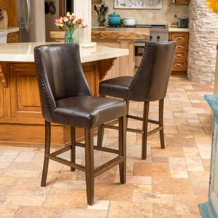 Cottonwood 26.5 Bar Stool (Set of 2) by August Grove