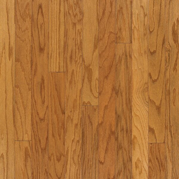 5 Engineered Red Oak Hardwood Flooring in Canyon by Armstrong Flooring