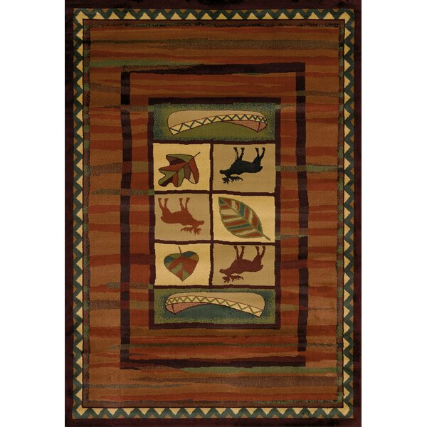 Genesis Highland Falls Lodge Area Rug by United Weavers of America