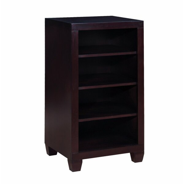 Holguin Wooden Standard Bookcase by Winston Porter