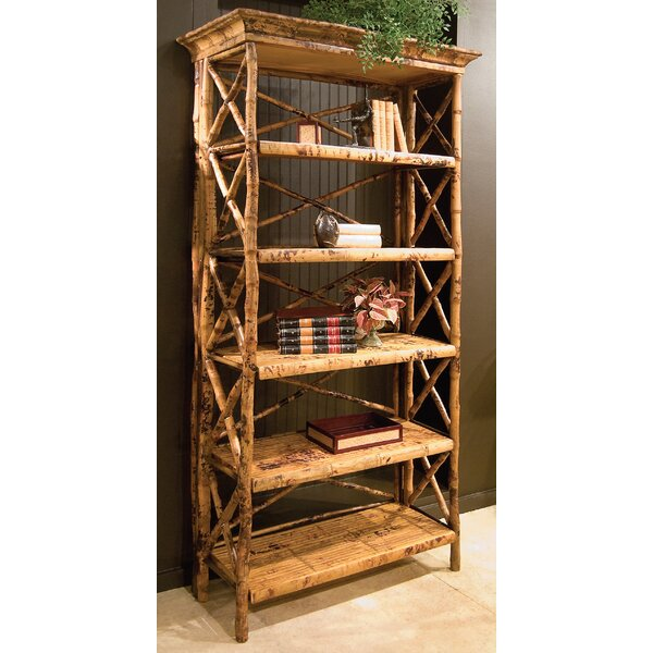 Coastal Chic Etagere Bookcase by Kenian