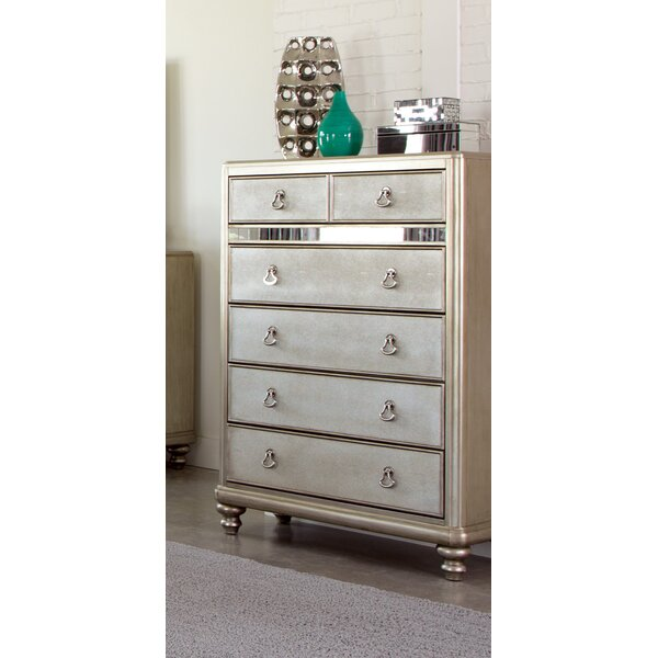 Annunziata 6 Drawer Chest by Willa Arlo Interiors