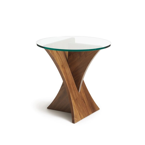 Planes End Table by Copeland Furniture