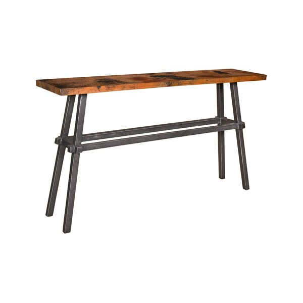Duque Console Table By 17 Stories