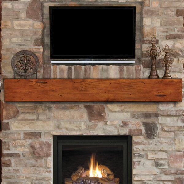 The Lexington Fireplace Shelf Mantel by Pearl Mantels