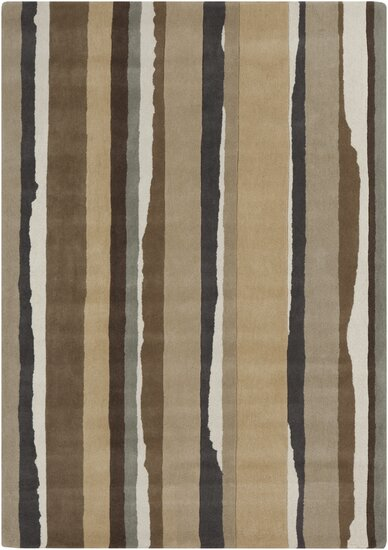 Brindle & Wenge Area Rug by Sanderson