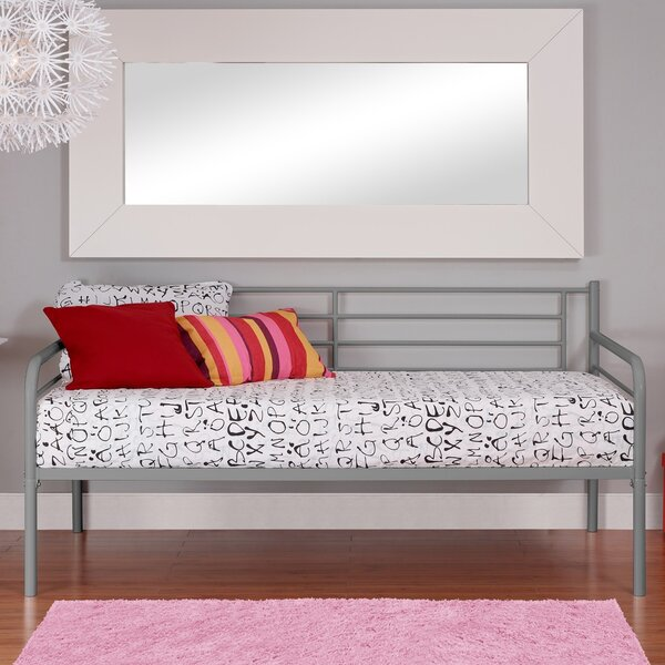 Pfaff Twin Platform Bed by Zoomie Kids